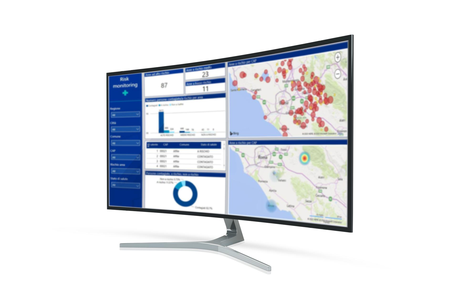 contact tracing per aziende - desktop